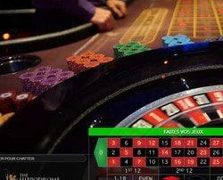 Roulette du Hippodrome Casino de Londres disponible sur Dublinbet
