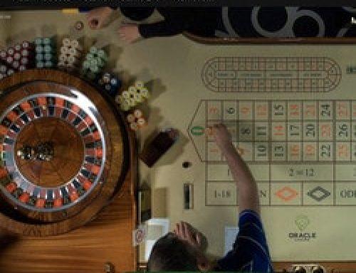 Roulette 360 Ezugi sur Casino Extra