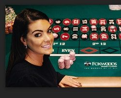 Roulette en direct du Foxwoods Resort Casino sur Lucky31 Casino