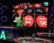 Blaze Roulette électronique sur Fortunejack casino