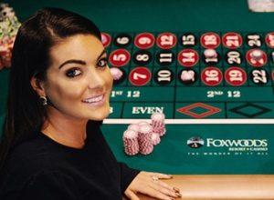 Live roulette en direct du Foxwoods Resort Casino USA