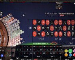 Tournoi de roulette en ligne en direct du Foxwoods sur Casino Extra