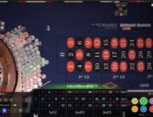 Casino Extra : Tournoi de roulette en ligne en direct du Foxwoods
