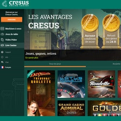 Pragmatic Play Live est le fournisseur des tables en direct de Cresus Casino