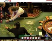 Roulette Ezugi retransmise en direct du Palace Casino de Bucarest