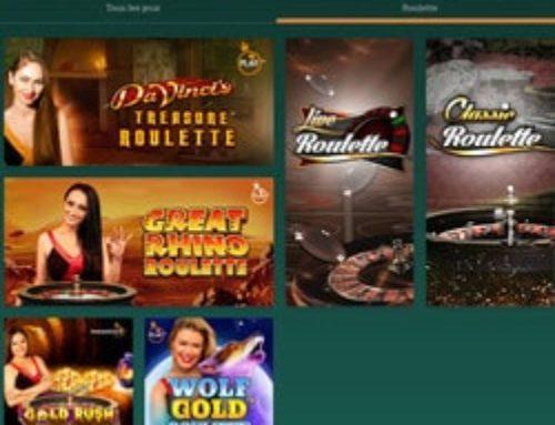 Roulettes en live Pragmatic Play Live sur Cresus Casino