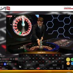 Blaze Roulette disponible sur Lucky 31 Casino