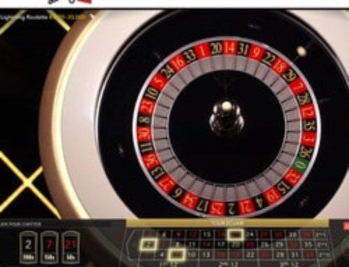Jouer à la Lightning Roulette sur Lucky31 pour décrocher le jackpot