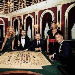 Roulette en ligne en direct du Bad Hombourg Casino en Allemagne
