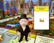 Gains bonus sur Monopoly Live