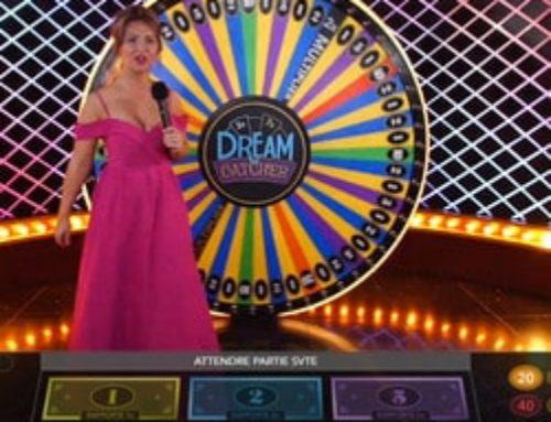 La  roue de la Fortune Dream Catcher est disponible sur Fatboss