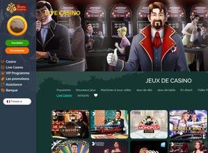 Casino en live MonteCryptos