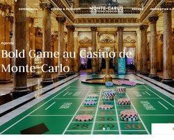 Bold Game au Casino de Monte-Carlo de Monaco