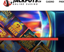 Casino en live legal suisse Jackpots.ch du Grand Casino Baden