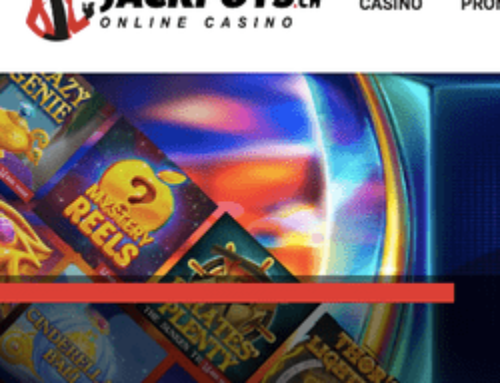 Le live casino du Grand Casino Baden choisit les jeux Evolution Gaming