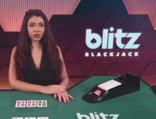 Découvrez le Blitz Blackjack de NetEnt sur Fatboss