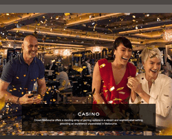 Le Crown Casino de Melbourne prend des mesure contre le Covid-19