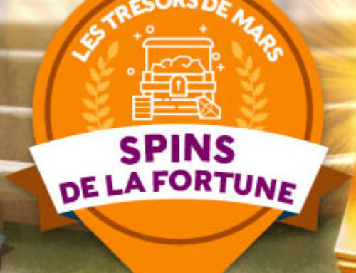 Spins de la fortune: 4 loteries organisées sur Cresus Casino pour remporter un max de parties gratuites