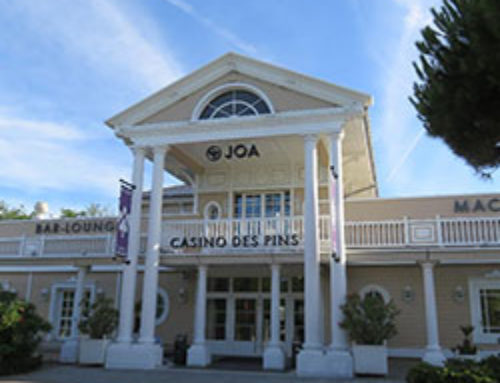Jackpot touché à la roulette électronique du Casino des Pins
