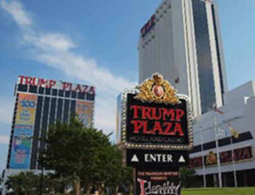 Une démolition prochaine du Trump Plaza à Atlantic City