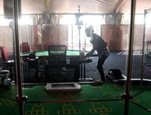 Des casinos rouvrent en extérieur en Californie