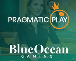Pragmatic Play Live et Blue Ocean Gaming