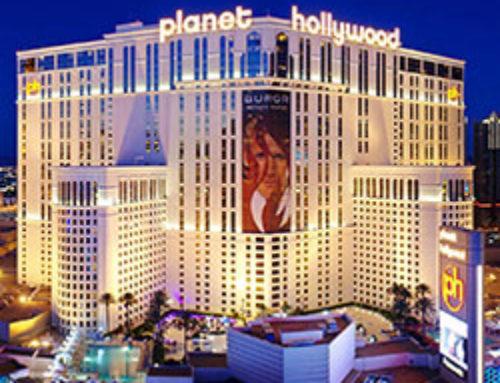 Réouverture du casino Planet Hollywood à Las Vegas