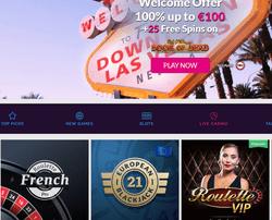 Le casino en ligne Lucky Vegas refuse de payer un jackpot a une joueuse