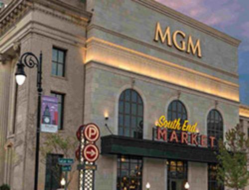Le MGM Springfield condamné pour des joueurs mineurs