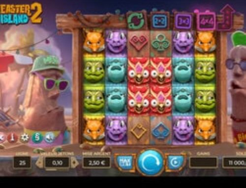 Jouer au slot en ligne Easter Island 2 sur Dublinbet