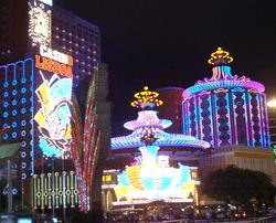 Les casinos de Macao connaissent une hausse de frequentations et revenus