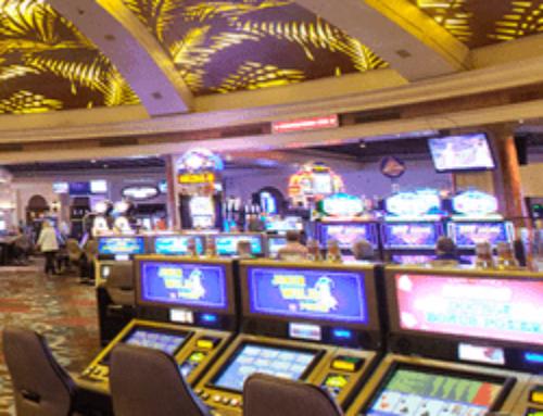 Jackpot à Las Vegas pour un joueur de video poker
