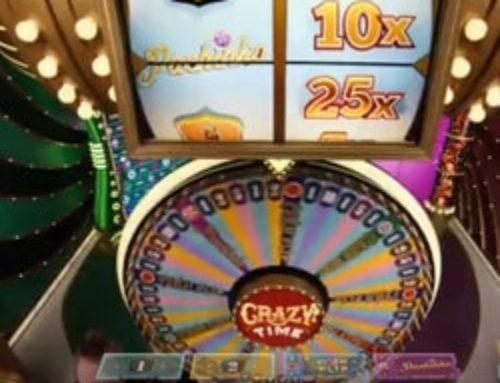 Découvrez la roue de la fortune Crazy Time sur MrXbet